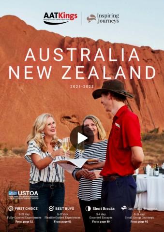 Australia & New Zealand 2021-2022