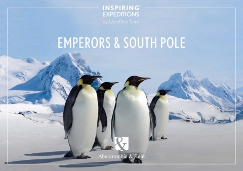 Inspiring Expeditions: Emperors & South Pole