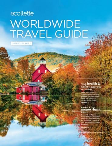 2021-2022 Worldwide Travel Guide
