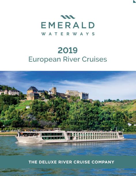 Emerald Waterways European River Cruises 2019