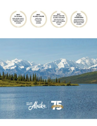 Alaska & The Yukon 2022 Planner