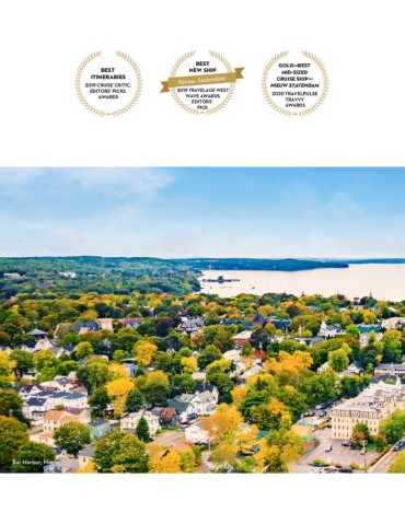 Canada, New England & Beyond: 2022 Planner