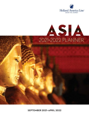 Asia 2021-2022 Planner