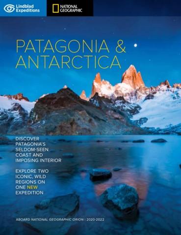 Patagonia & Antarctica 2020-22