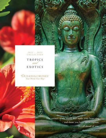Tropics & Exotics 2022-2023