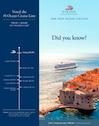 2018-2020 Ocean Cruises