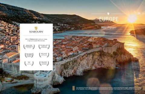 Europe 2022 Voyages