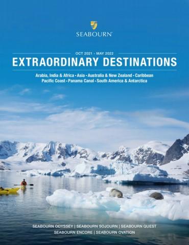 Extraordinary Destinations 2021-2022