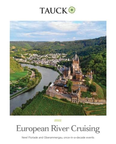 2022 European River Cruising