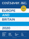 Costsaver Europe and Britain 2020