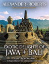 Exotic Delights of Java + Bali