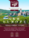 UK & Europe Small Group Tours