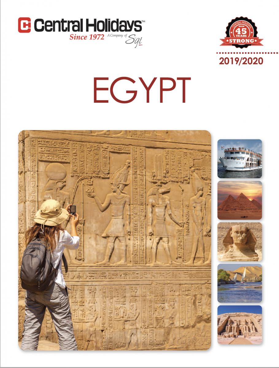 Central Holidays Egypt 2019-2020