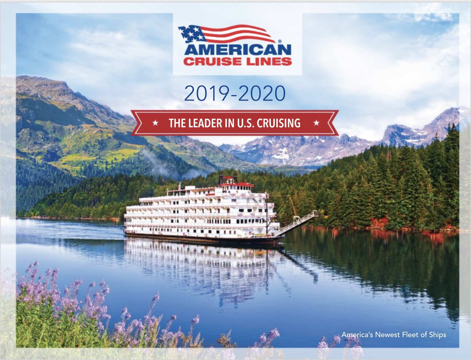 American Cruise Lines 2019-2020