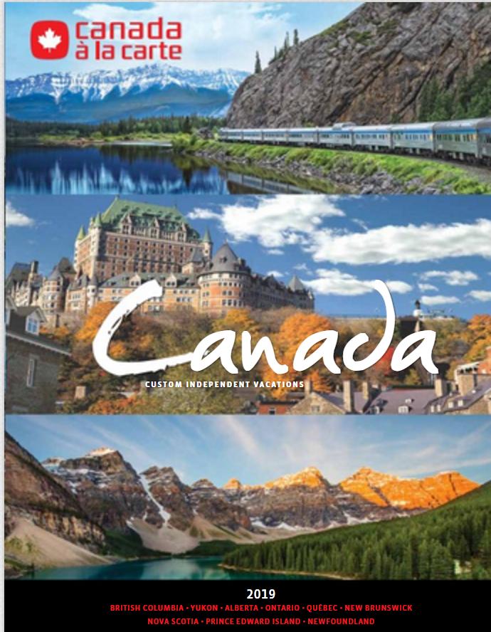 Canada a la Carte 2019