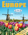 Escorted Tours for 2018 Europe