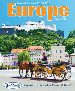 Europe: Escorted Tours for 2021 & 2022