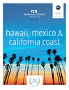 Hawaii, Mexico & California Coast