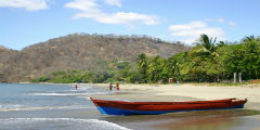 Some of Costa Rica's most beautiful beaches are in the Guanacaste region.