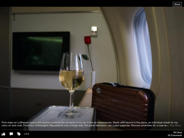 As getting to and from cruises becomes more and more expensive, I am always looking for ways to cut those costs. Share your First Class flying tips in the comments section below. © 2013 Ralph Grizzle