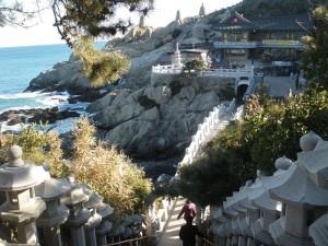 Bridge to Yonggungsa