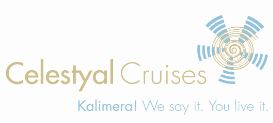 Celesyal Cruises logo with tagline