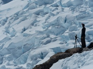 The icy realms of the earth. © 2014 Ralph Grizzle
