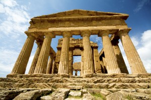 The Valley of Temples, Sicily
