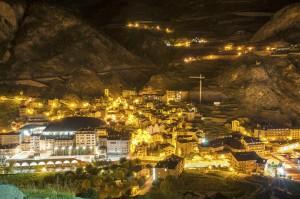 The Capital of Andorra, Andorra La Velle