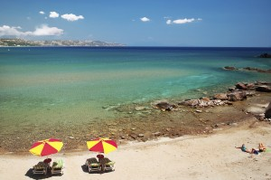 Paradise Beach, Kos Island, Greece