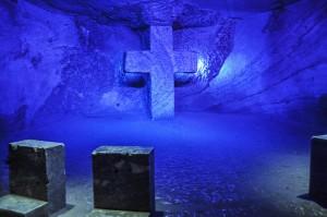 Zipaquira's Salt Cathedral, Colombia