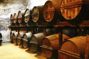 Barrels For Aging Wine, Jerez de la Frontera