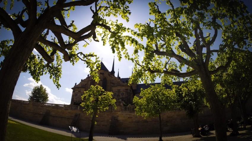 Michaelsberg Abbey, Bamberg. © 2015 Ralph Grizzle