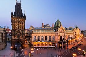 Municipal House In Prague - Pavel Hroch