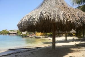Beach At Islas del Rosario