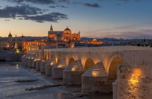 Mezquita Cathedral and Roman Bridge, Cordoba
