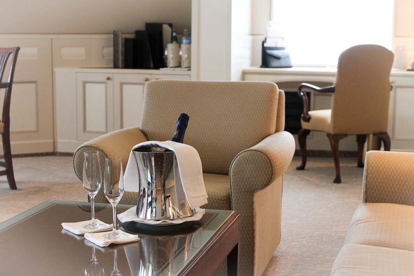 Now you can enjoy free internet from the comfort of your suite on Silversea. © Ralph Grizzle