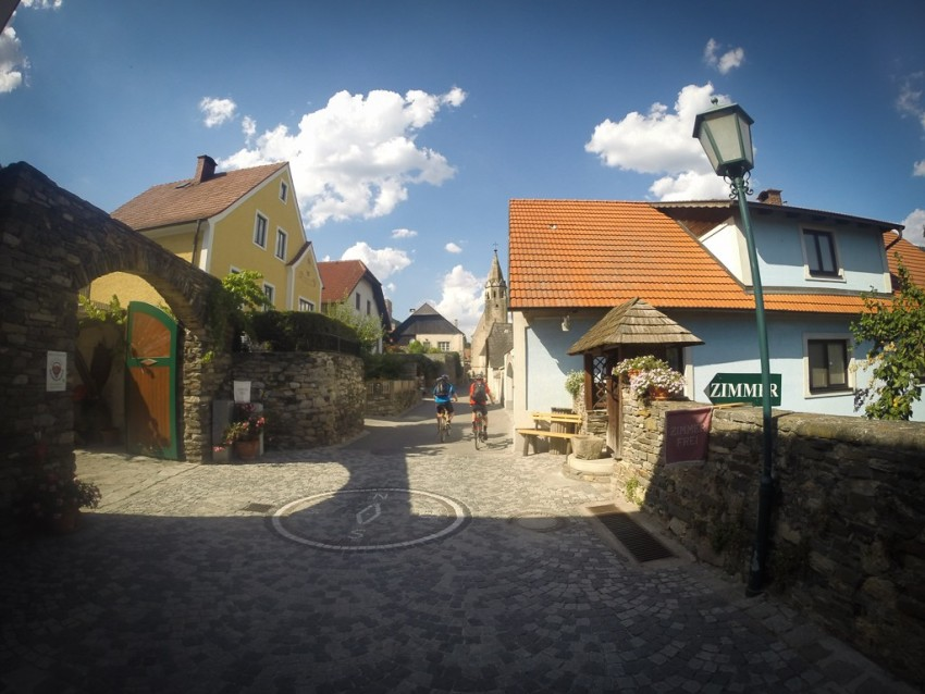 Charming towns in the Wachau Valley. © 2015 Ralph Grizzle