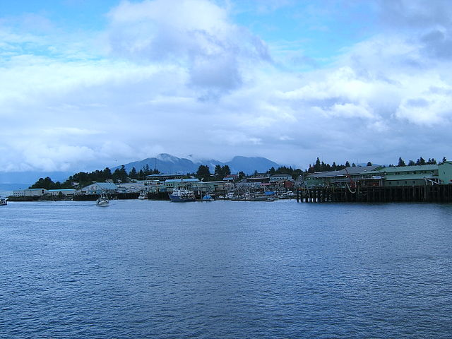 Petersburg, Alaska: small, quaint and authentic. Photo courtesy of Wikipedia / Creative Commons