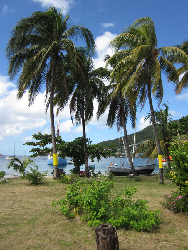 The idyllic paradise that is Bequia, Saint Vincent & the Grenadines.