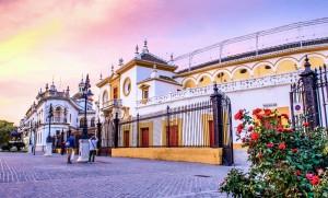 Plaza del Torros, Seville