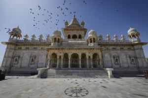 Jaswant Thada Temple in Jodhpur