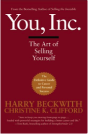 "Click on the book to grab your own copy of ""You, Inc."""