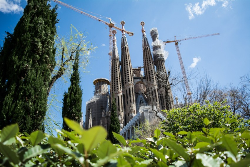 Gaudi's unfinished Sagrada Familia is one of Barcelona's key attractions.