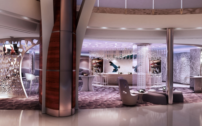 The Bionic Bar is coming to Harmony of the Seas, and it's getting a larger space.