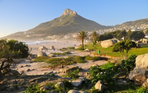 The stunning natural scenery of South Africa