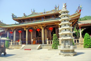 Nánpǔtuó Temple