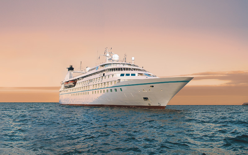 Windstar Cruises' Star Pride has reentered service in the Mediterranean following a US$4.5-million refit.