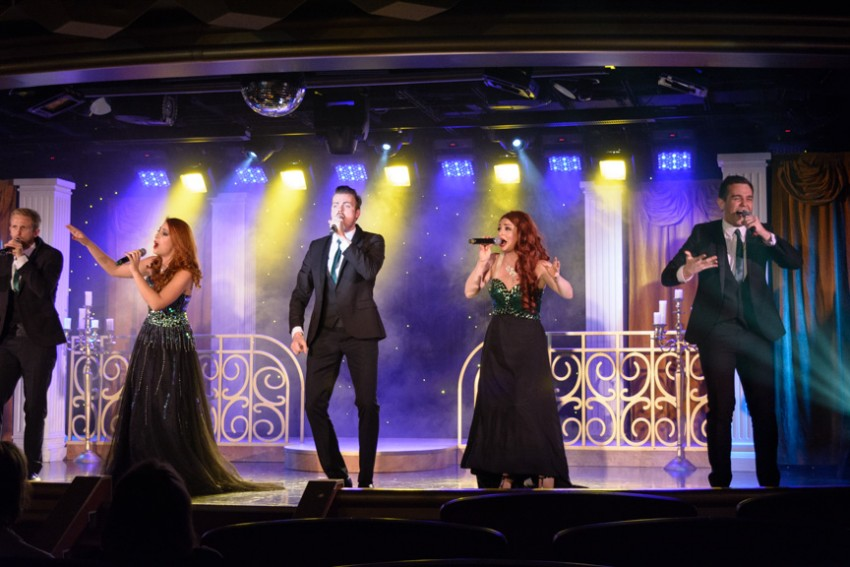 Silversea is upping its onboard entertainment options on select sailings this year.