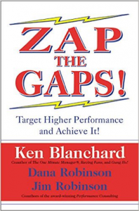 "Click on the book to grab your own copy of ""Zap the Gaps!""."